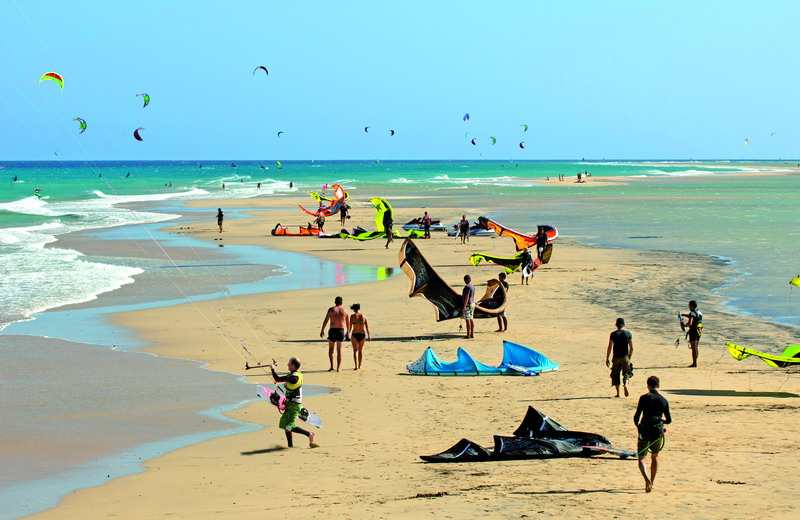 Turystyka aktywna na Wyspach Kanaryjskich