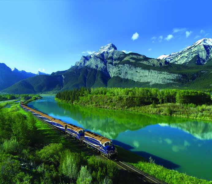 Koleją przez świat – najpiękniejsze trasy kolejowe na ziemi