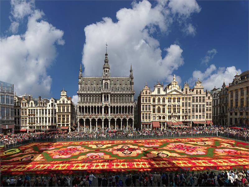 Prawdziwie europejska Bruksela
