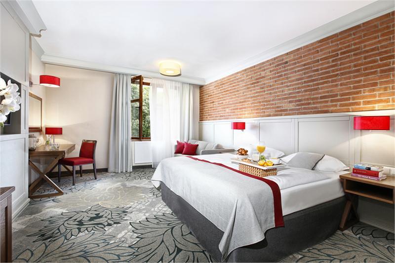 Nowe trendy w wyposażeniu hoteli