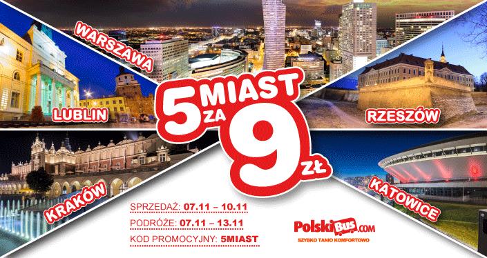 5miast PolskiBus.com