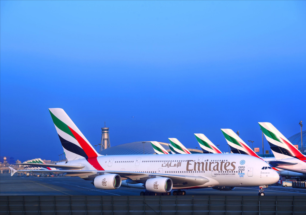 the emirates group comprising emirates airline and dnata has published the sixth annual environmental report outlining the group s environmental performance