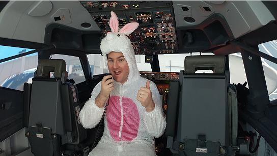 Easter Ryanair