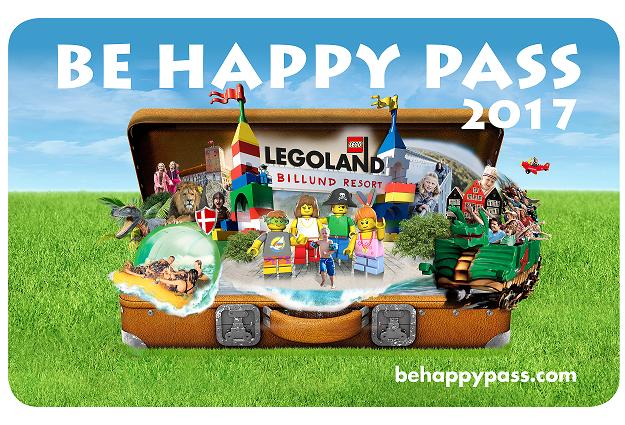 Karta Be Happy Pass 2017