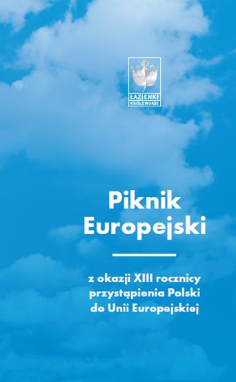 Piknik Europejski visual