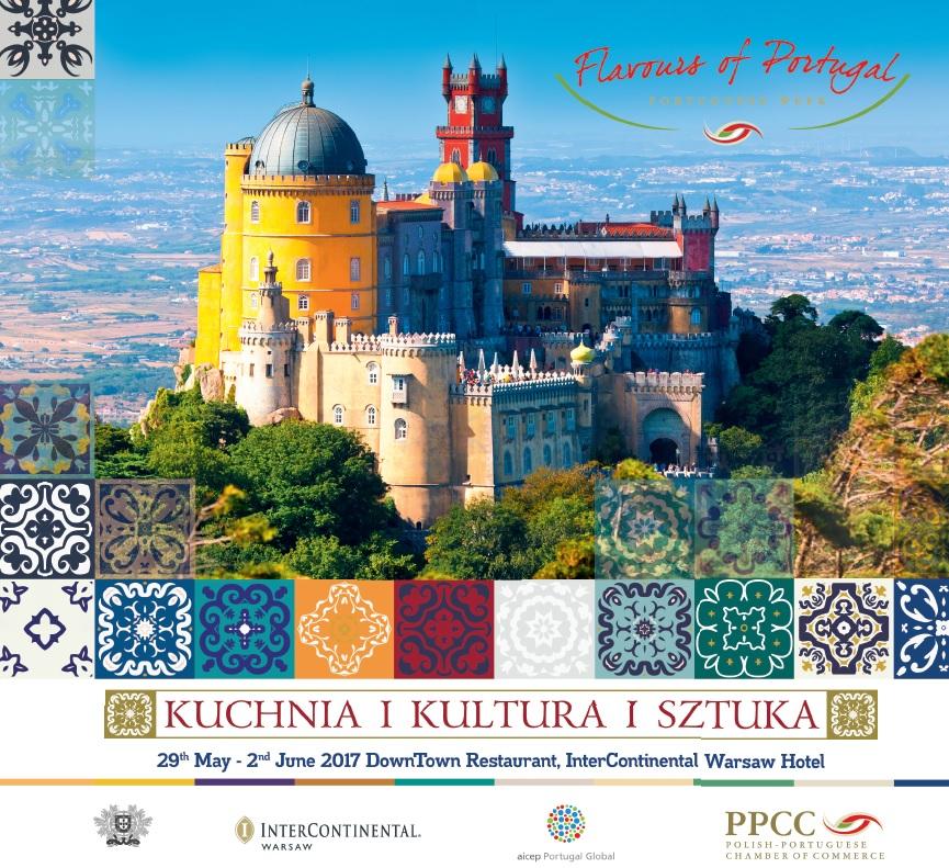 Okładka folderu Flavours of Portugal 2017