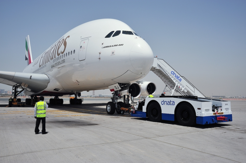 the emirates group comprising emirates and dnata today announced its 2016 17 financial results and the group s 29th consecutive year of profit