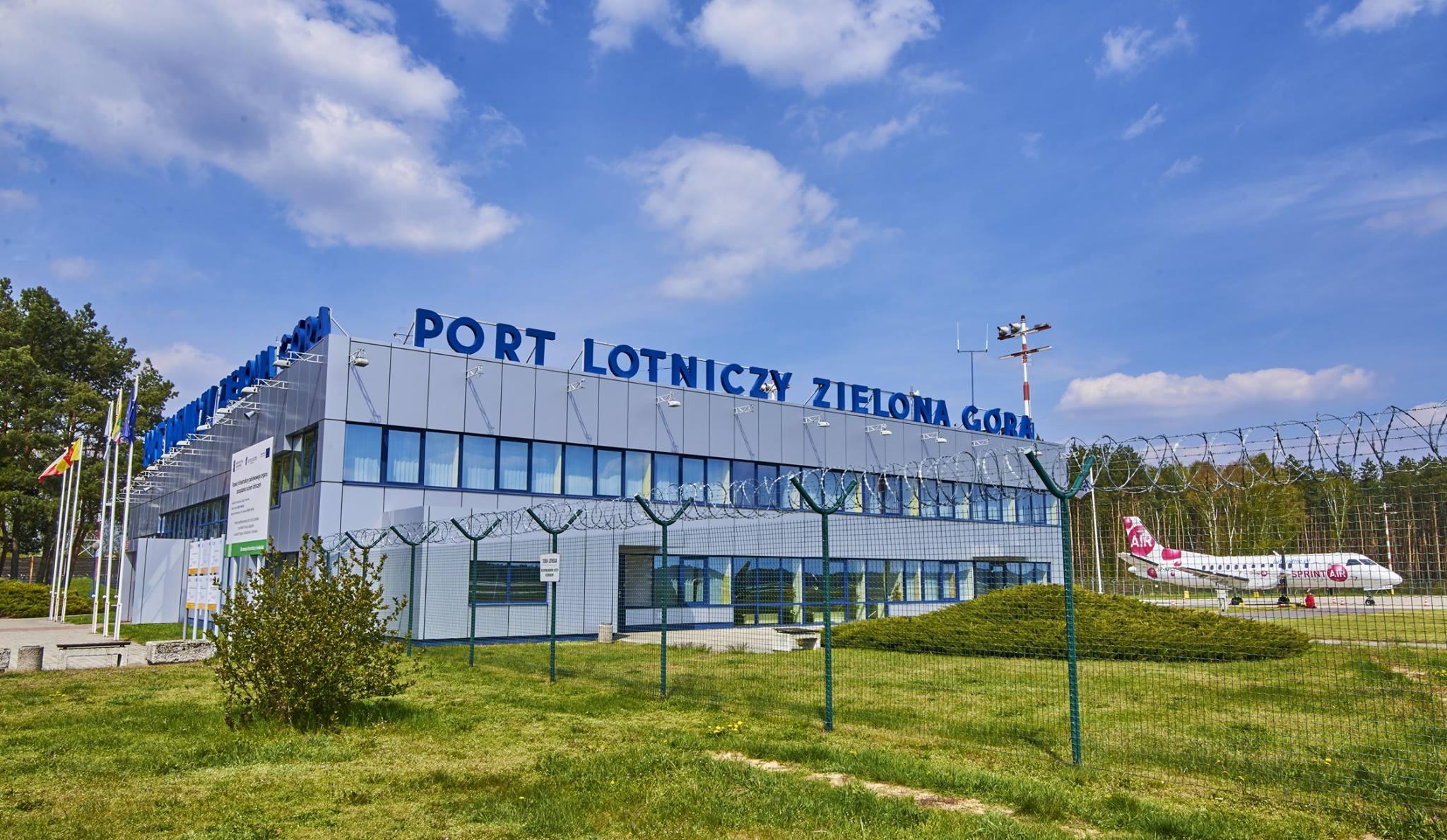 port zielona gora