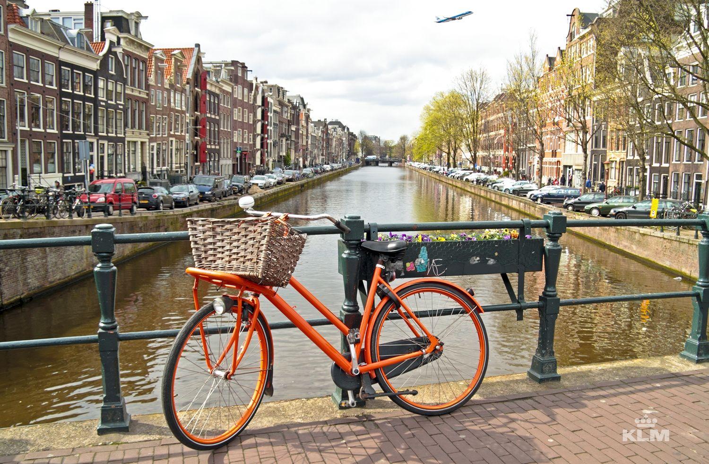 Amsterdam rower