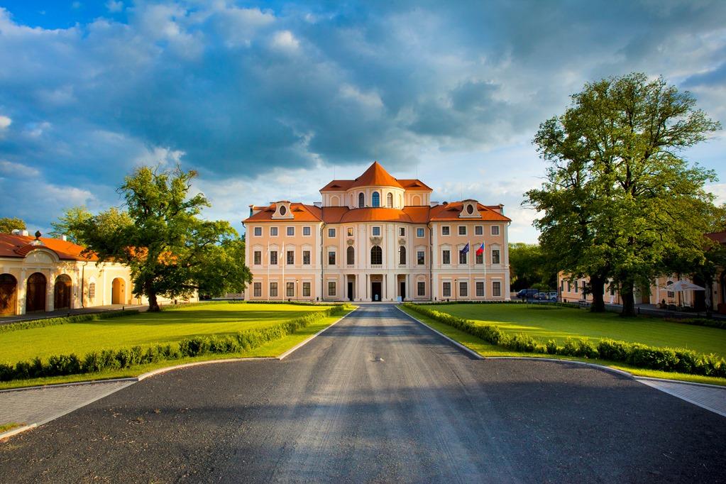 Pałac Libice