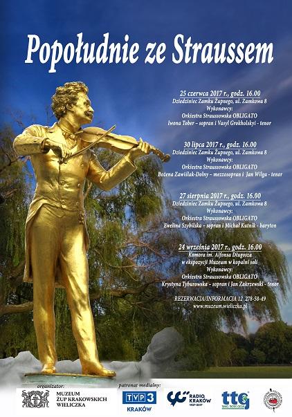 Plakat Strauss 2017