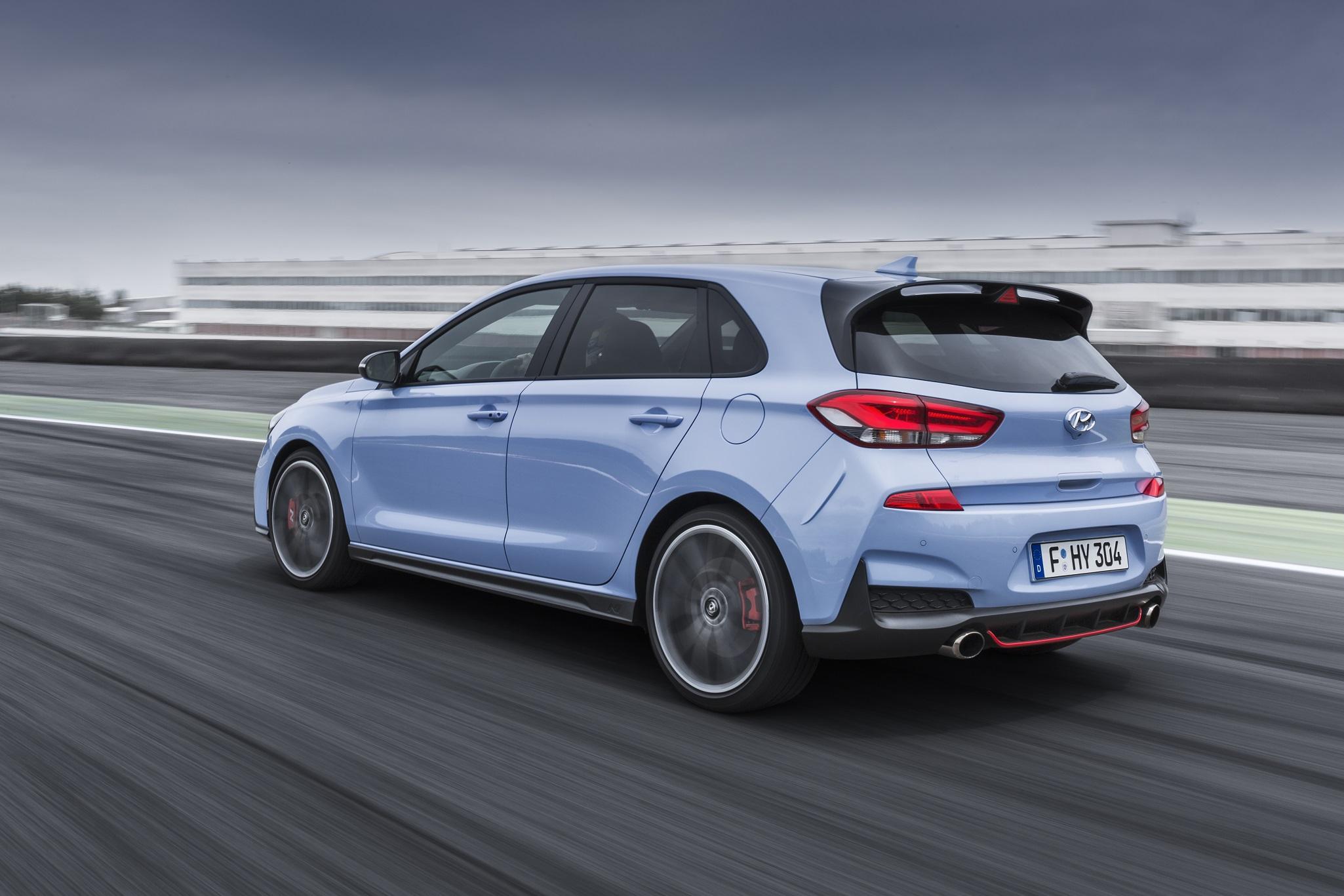 All-New Hyundai i30 N 7