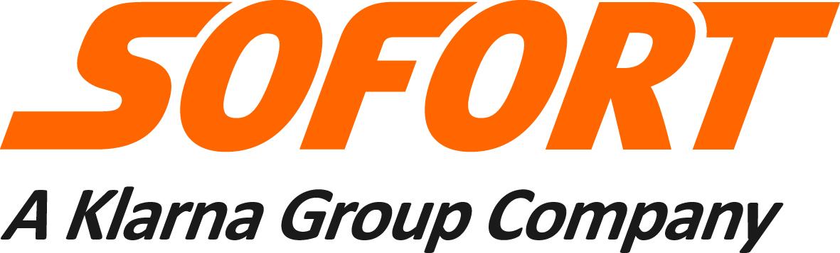 LogoSOFORT klarnagroupCompany CMYK