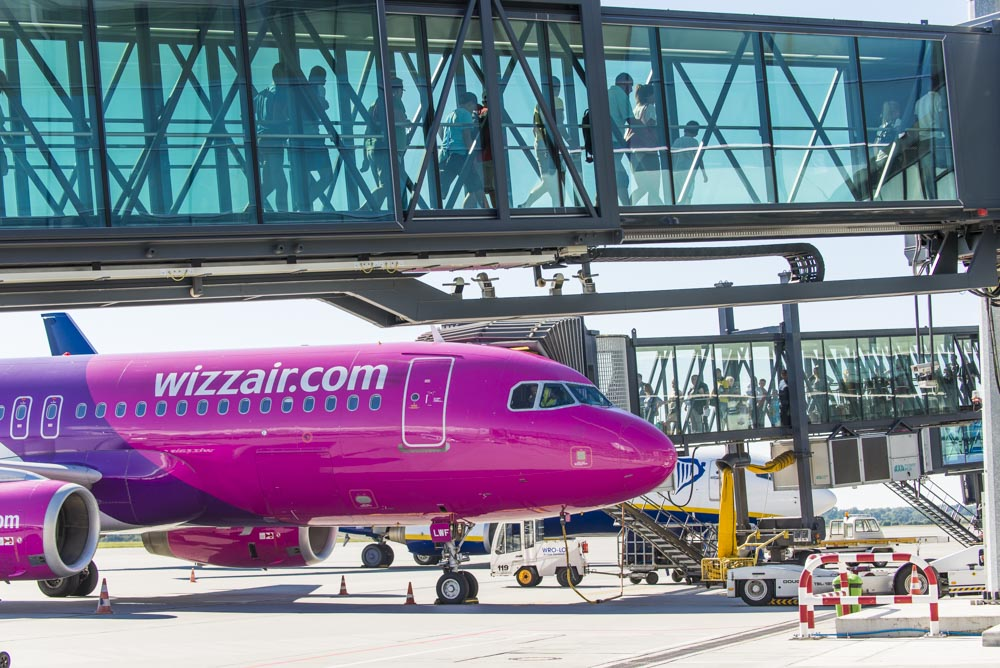PL Wroclaw Wizz Air