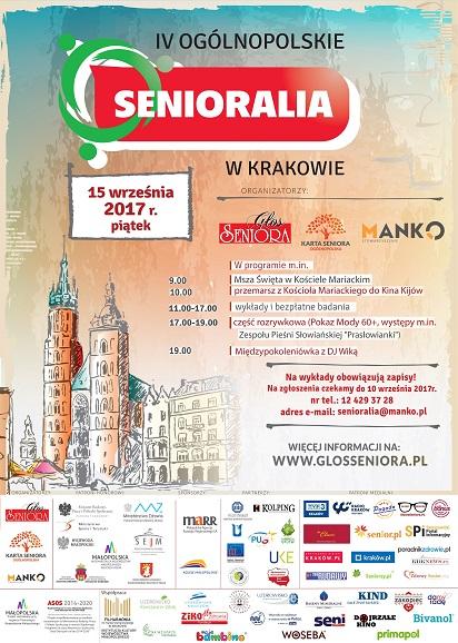 Platat IV Ogólnopolskie Senioralia w Krakowie