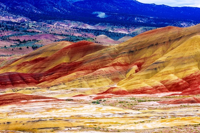 2. Painted Hills Oregon shutterstock.com small