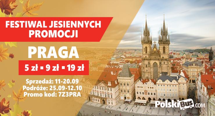 Festiwal Jesiennych Promocji Praga
