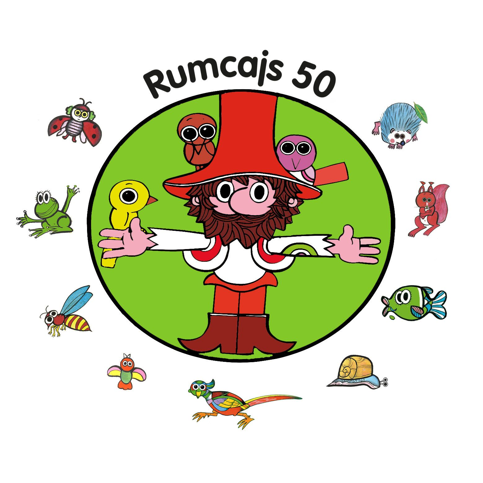 Rumcajs 50