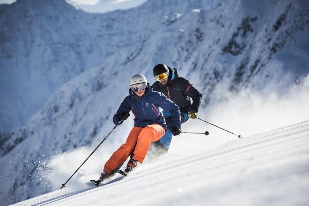 Skifahren Stubaier Gletscher03 -c- Andre Schoenherr- sm web