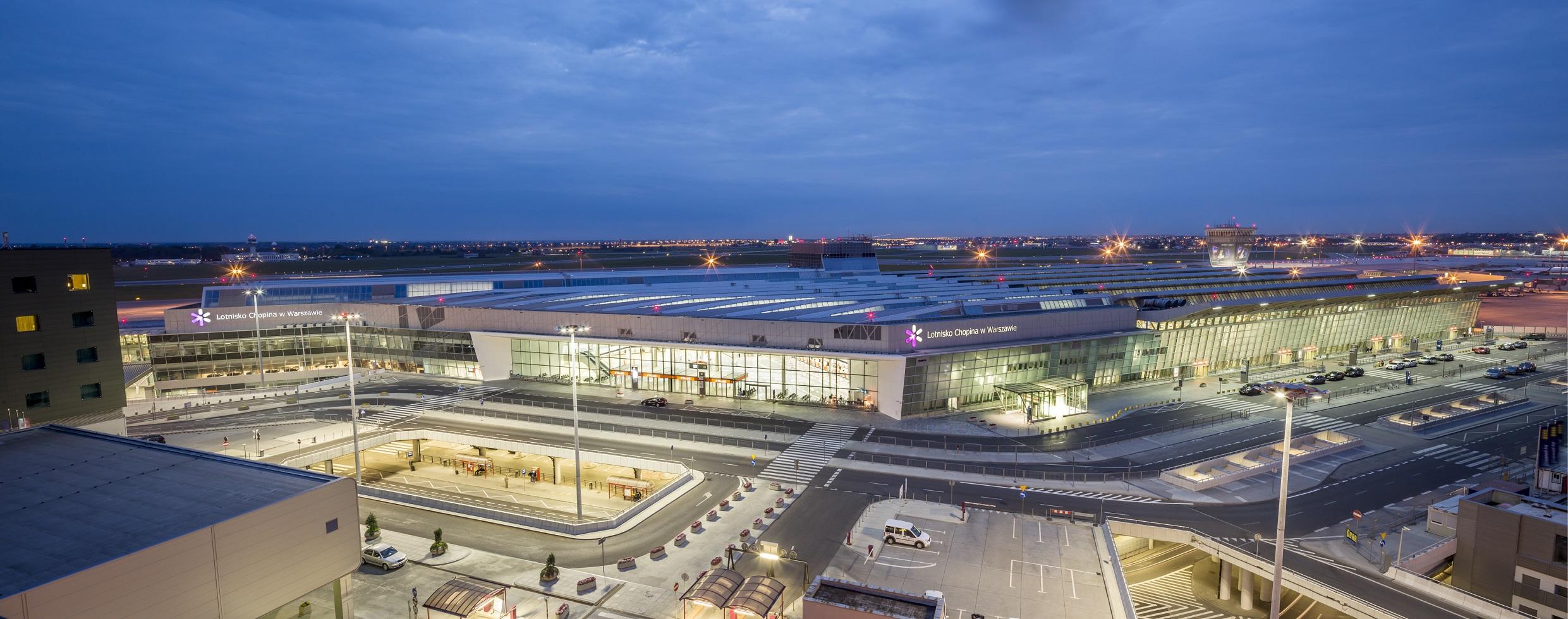 Lotnisko Chopina w Warszawie - 1