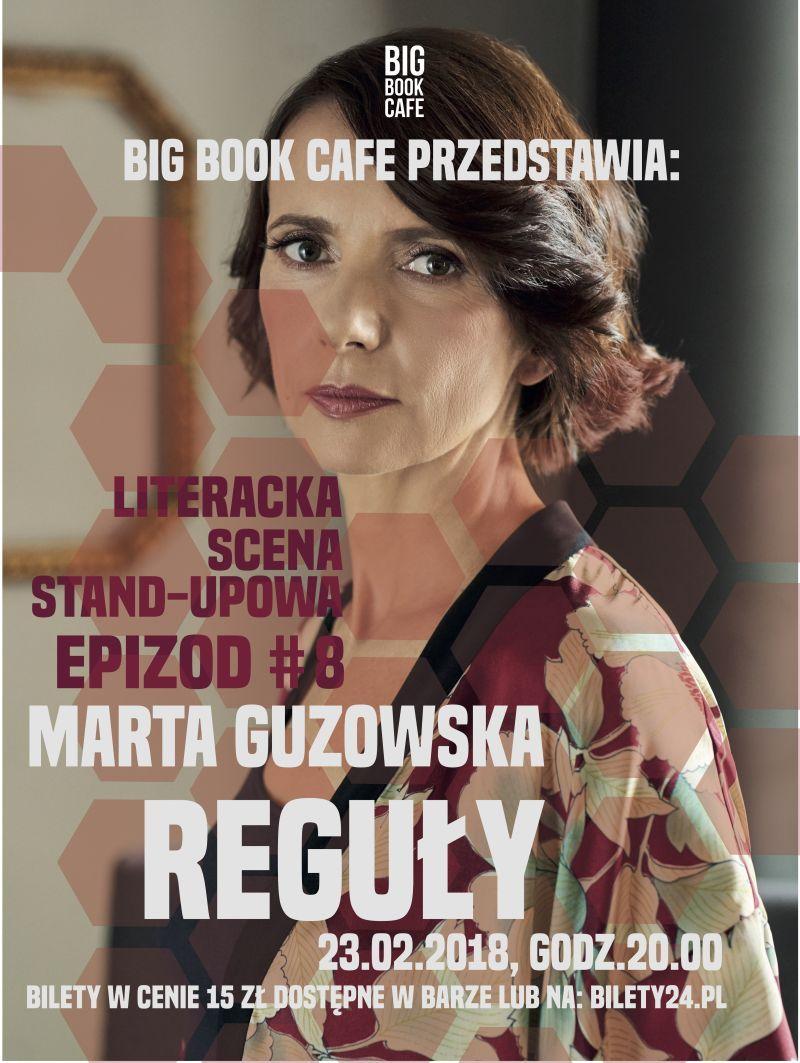 Marta Guzowska plakat