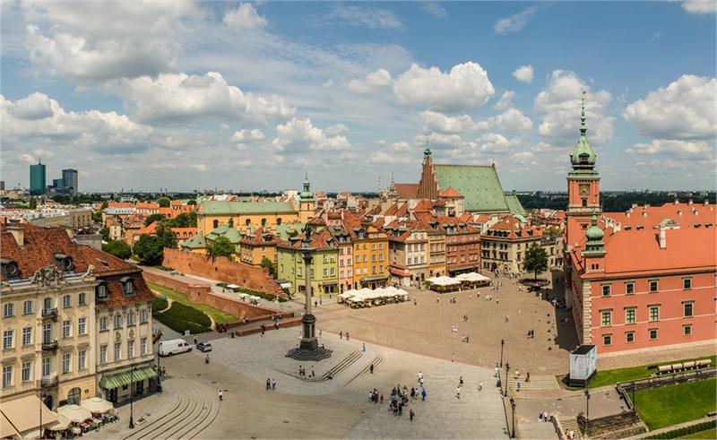 Uroki Warszawy i okolic