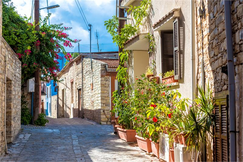Cypryjskie mezedes