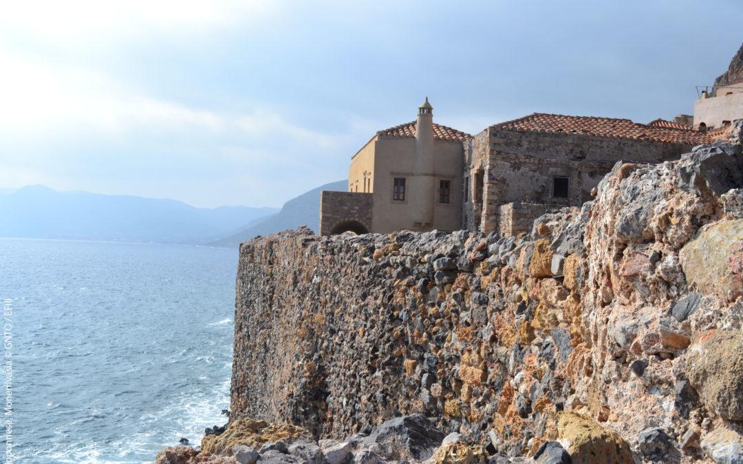 Monemwasia – odkryj średniowieczną tajemnicę!