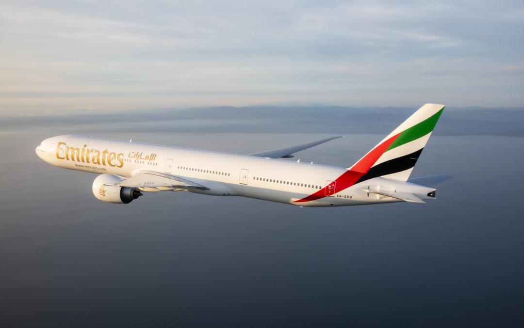 Emirates zwiększają liczbę lotów do Pakistanu, oferując klientom 60 lotów tygodniowo