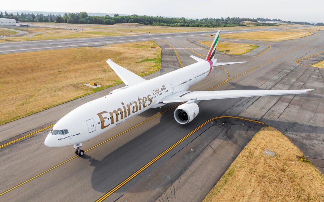 Emirates wznawiają loty do Maskatu i Entebbe rozszerzając siatkę połączeń do 94 miast