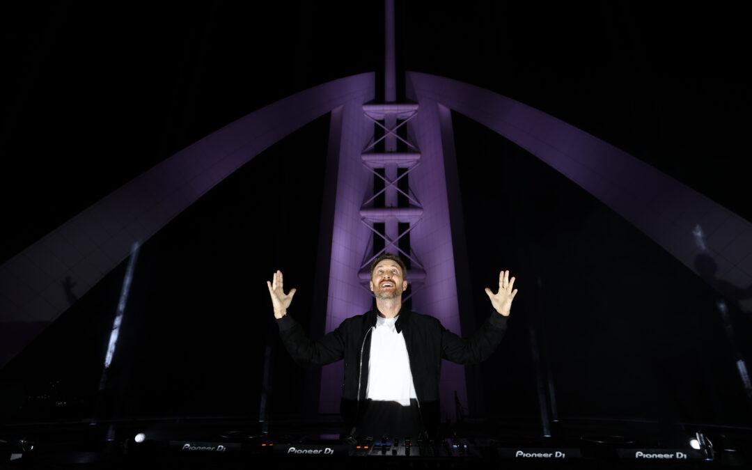 David Guetta wystąpi na żywo w Dubaju 6 lutego 2021