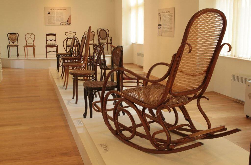 """""""Thonetki"""", najsłynniejsze na świecie krzesła z Moraw"""