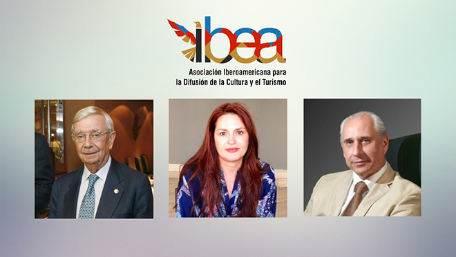 IBEA is born, the Iberoamerican Association for the Diffusion of Culture and Tourism
