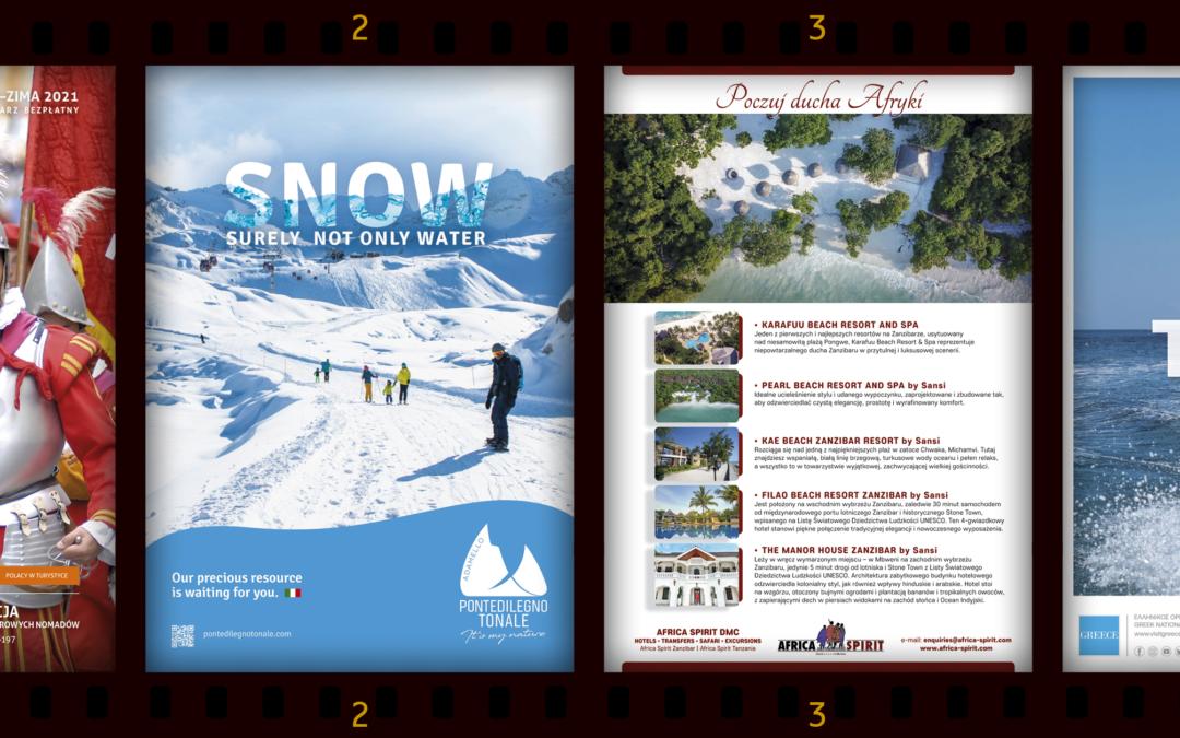 Nowa okładka magazynu ALL INCLUSIVE – wydanie jesień-zima 2021!