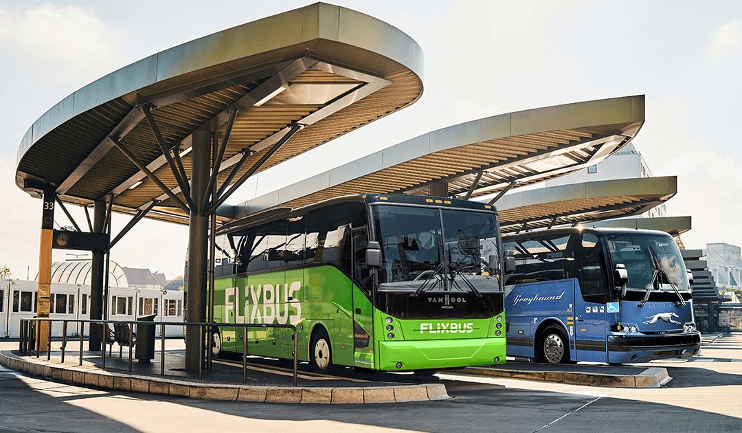 Globalna ekspansja FlixBusa: FlixMobility przejmuje Greyhound w USA